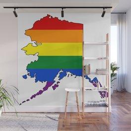 Alaska Pride! Wall Mural