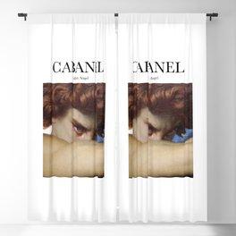 Cabanel - Fallen Angel Blackout Curtain