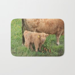 Highland Calf Bath Mat