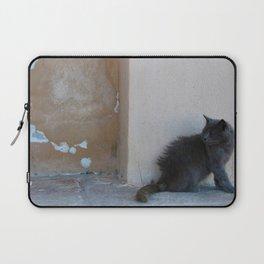 Grecian Cat Laptop Sleeve