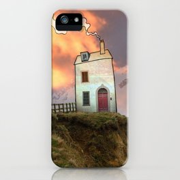 Gobblynne House iPhone Case