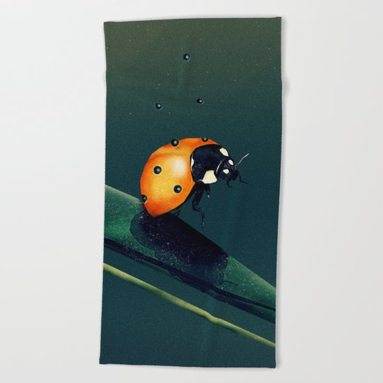 Oh, Bugger... Beach Towel