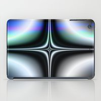 saturn iPad Cases featuring Saturn by Robin Curtiss