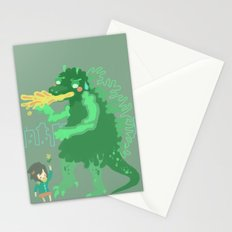 Godbilla Stationery Cards