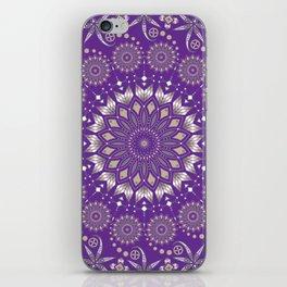 Ancestors (Purple) iPhone Skin
