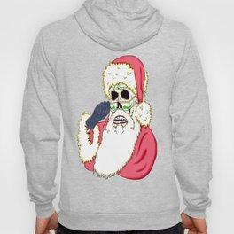 Bad Santa Sugar Skull Hoody