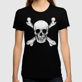Jolly Roger Pirate Skull Flag T-shirt