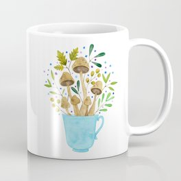 Relaxing Shrooms Coffee Mug