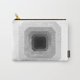 metal polygon Carry-All Pouch