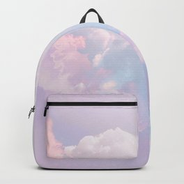 Whimsical Pastel Candy Sky #surreal #society6 Backpack