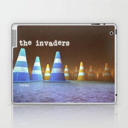 Gang of Cones  - The Invaders Laptop & iPad Skin
