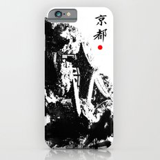 Winter in Kyoto - Japan iPhone 6 Slim Case