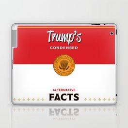 Trump's Alternative Facts Soup Laptop & iPad Skin