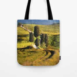 Postards from Italy - Toscany Tote Bag