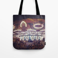 Another Carousel  Tote Bag