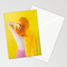 vivian as me Stationery Cards
