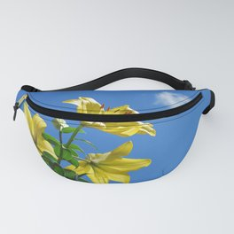 Lily Puff Fanny Pack