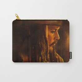 Captain Jack Sparrow Carry-All Pouch