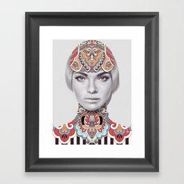 """Blowesome"" Framed Art Print"