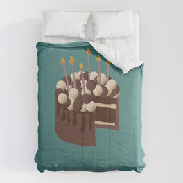 Let them eat cake... Comforters