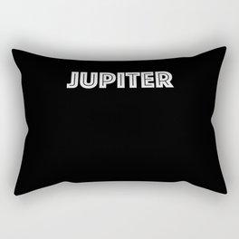 Jupiter Astronomy Space Rectangular Pillow