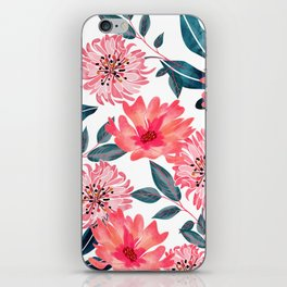 Yours Florally iPhone Skin