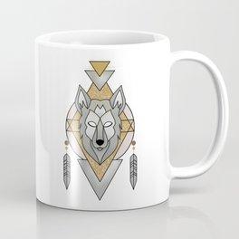 Mystic Wolf Coffee Mug