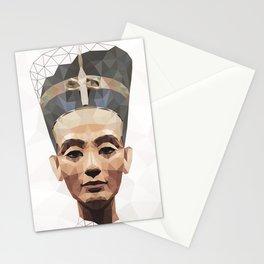 Nefertiti L Stationery Cards
