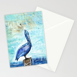 Blue Pelican Stationery Cards
