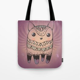 Jelly Fox Tote Bag