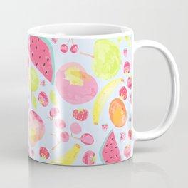 Water colour fruit salad Coffee Mug