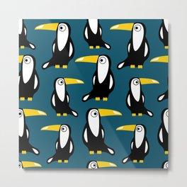 toucans all around Metal Print