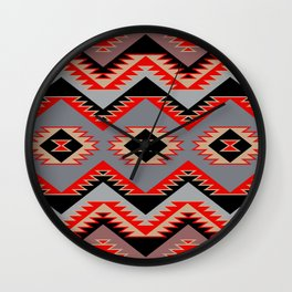 Rodeo Ahóóhai Wall Clock