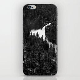 yellowstone falls iPhone Skin