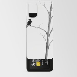 Raven in a Tree Android Card Case