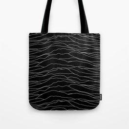 Space Pulse Tote Bag