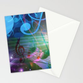 Songs Of the Soul Stationery Cards
