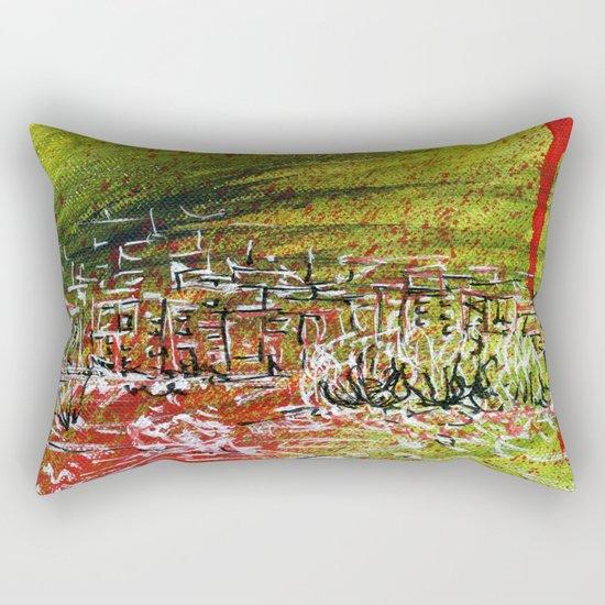 L´Horta Rectangular Pillow