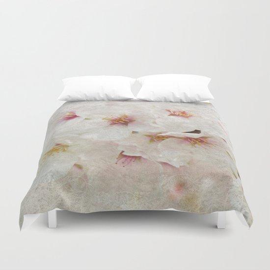 Cherry blossom #5 Duvet Cover