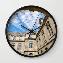 Paris Arch Wall Clock