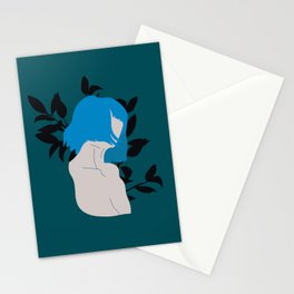 Beautiful grief Stationery Cards