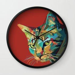 Cat? Wall Clock