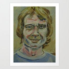Rodney Art Print
