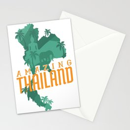 Amazin Thailand Stationery Cards