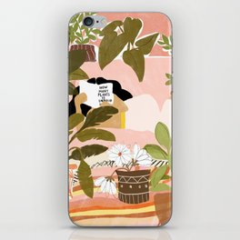 How Many Plants Is Enough Plants? iPhone Skin