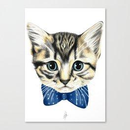 Un petit chaton Canvas Print