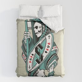 Death card Comforters