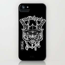 """MOTERHEAD EXPEDITION"" iPhone Case"