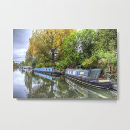 Little Venice London Metal Print