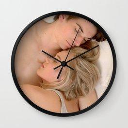 Skam - Noora and William Wall Clock
